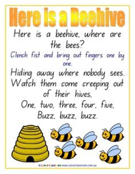 preschool bumble bee song lyrics bugs and insects preschool projects on 83 pins 810
