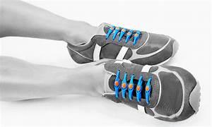 Schuhe Schnüren Ohne Schleife : hickies im test silikon schn rsenkel vs schuhe binden ~ Frokenaadalensverden.com Haus und Dekorationen