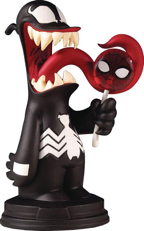 library  animated venom clipart black  white library