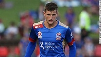 Andy Brennan is Australia's first openly gay male soccer ...