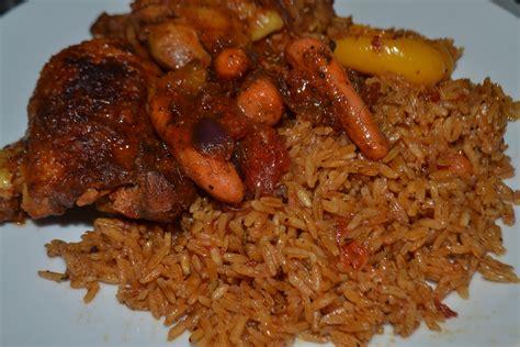 recette cuisine africaine recette du riz au gras jollof rice cuisine togolaise