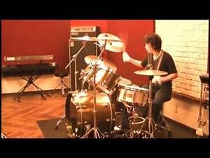 Zaborgar OP 『電人ザボーガー』 Drums cover (Impromptu Performance ...