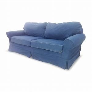 Denim Sofas 78 Off Blue Denim Couch Sofas - TheSofa