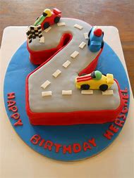 2 Year Old Boy Birthday Cake Ideas