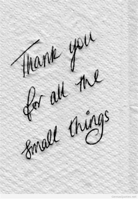Thank You For The by 30 Impressive Thank You Quotes The Wow Style