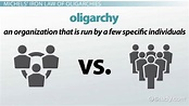 Robert Michels & The Iron Law of Oligarchies in ...