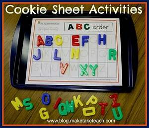 14 kindergarten readiness activities and printables With magnetic letters for teachers