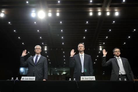 Facebook, Google And Twitter Testified