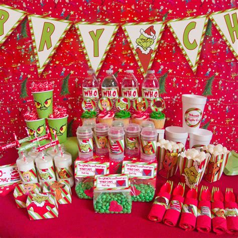 Fun Christmas Party Themes  Home Party Ideas