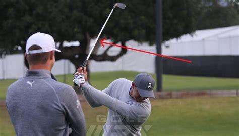 "Tiger Woods spotted ""testing"" Bryson DeChambeau's single ..."