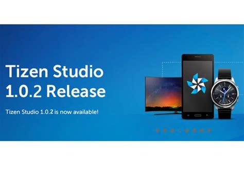 tizen studio updated to version 1 0 1 tizen experts samsung updates tizen studio sdk to version 1 0 2 iot gadgets