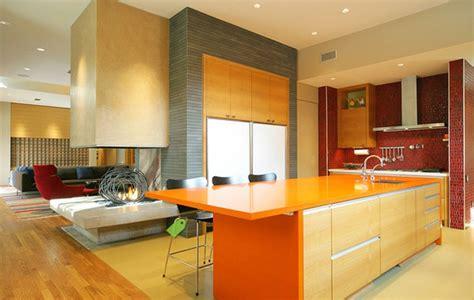 Wandfarbe Kuche Trend  Die Neuesten Innenarchitekturideen