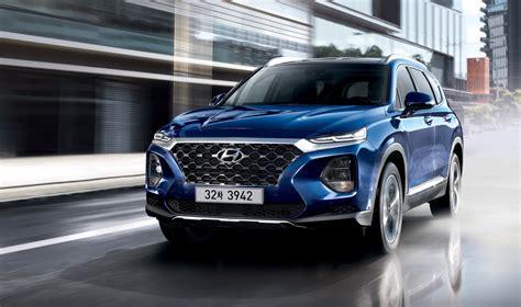 2019 Hyundai Santa Fe Debuts With A Diesel And An Xl