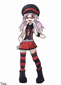 pokemon trainer girl images