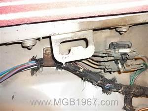 Mgb Gt Wiring Harness