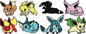 Pokemon Eevee Chibi Images | Pokemon Images
