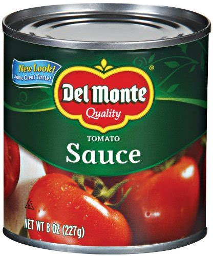del monte tomato sauce  ounce pack   buy