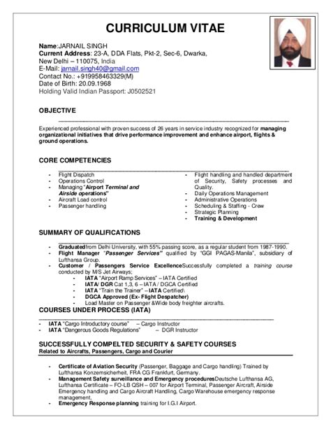 Professional Curriculum Vitae Sle by Terminal 6 Curriculum Vitae Modelo De Curriculum Vitae