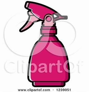 Water Spray Bottle Clipart (63+)
