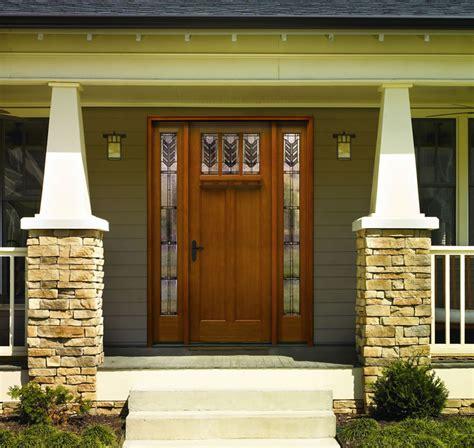 Home Side Door by Front Door Replacement Entry Doors Window World