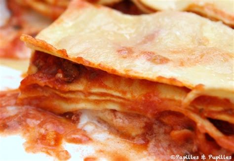 cuisiner des lasagnes recette de lasagnes lasagnes à la bolognaise