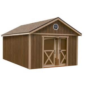 shop best barns dakota without floor gable engineered wood storage shed common 12 ft x