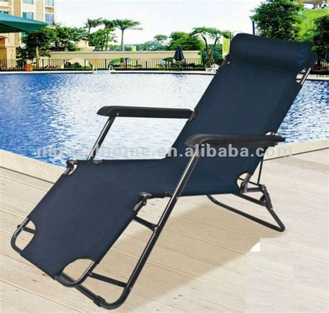 outdoor furniture portable cheap folding lounge