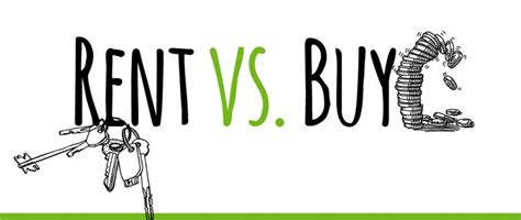 pros  cons  renting  buying  apartment