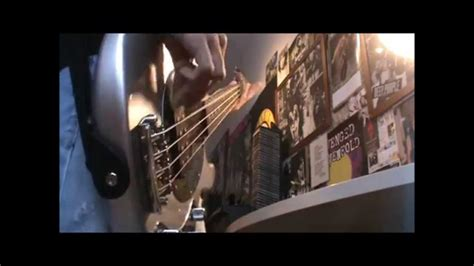 Rage Against The Machine - Know Your Enemy Bass Cover ...