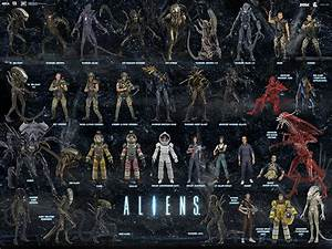 12 Days of Downloads: Day 3 – New Aliens Action Figure
