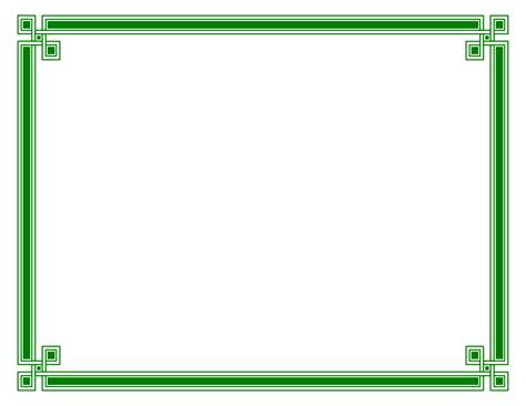 border templates   clip art