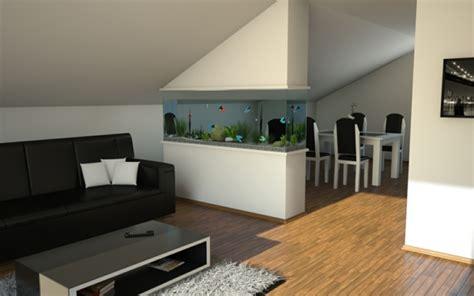 tabouret pour bureau la décoration avec un meuble aquarium