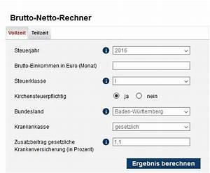 Brutto Netto Rechner Rechnung : brutto netto rechner web app download ~ Themetempest.com Abrechnung