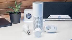 Alexa Pc Steuern : vier smart home systeme f r amazon echo alexa in der ~ Lizthompson.info Haus und Dekorationen