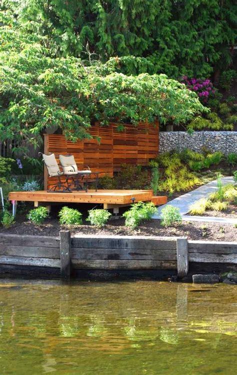 Mehr Privatsphaere Im Garten by Sichtschutz Der Privatsph 228 Re Im Garten Gabionen Und
