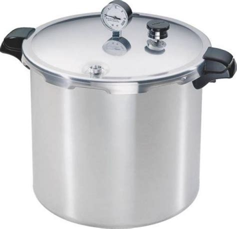 electric pressure cooker for canning new presto 01781 pressure canner cooker 23 quart new in 8862