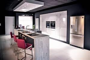 nos projets de cuisine moderne cuisiniste inovconception With image de cuisine moderne