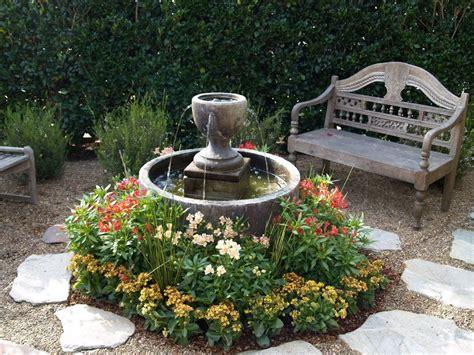 Wasserspiel Stein Garten by Small Garden Idea With In Bowl With Low