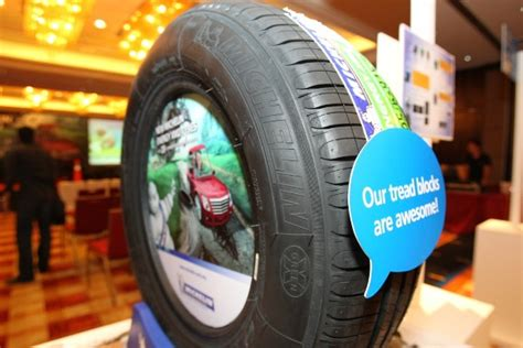 michelin energy xm launched  malaysia autoworldcommy