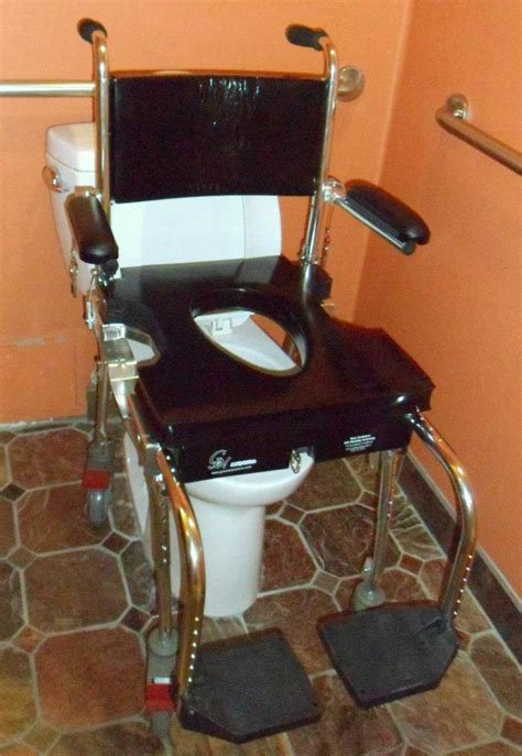 go anywhere commode n shower chair sp at indemedical
