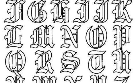 large  printable tattoo designs tattoo fonts