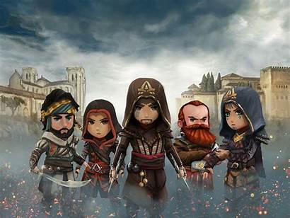 Creed Rebellion Assassin Wallpapers Artwork App Cyril