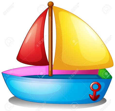 Boat Clipart Pictures by Colorful Boat Clipart Clipground
