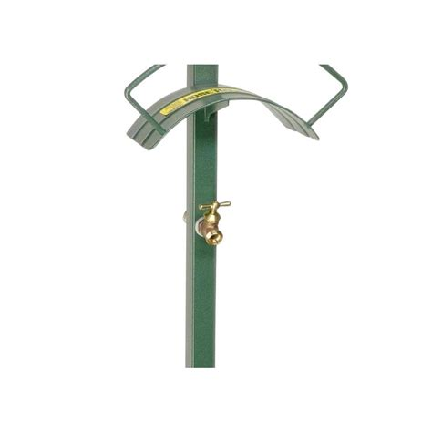home depot standing ls yard butler free standing hose hanger with faucet hcf3