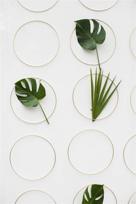 rings  leaves   perfect combination  create