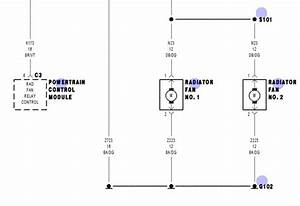 Electric Cooling Fans Not Working  Seeking Wiring Diagram