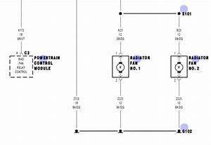 Electric Cooling Fans Not Working  Seeking Wiring Diagram
