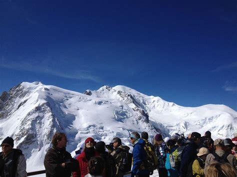 aiguille du midi il passo nel vuoto ufficio turismo di chamonix mont blanc