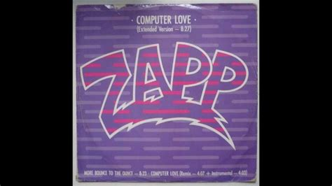 zapp  roger computer lovechopped  screwed youtube