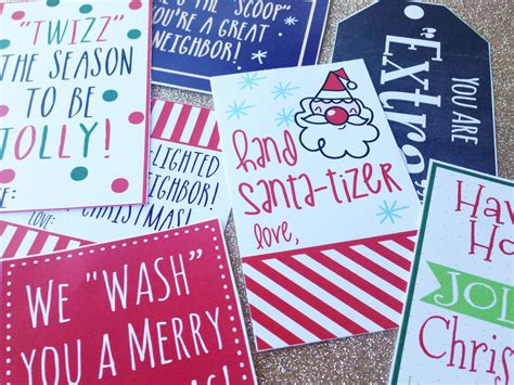 hadley designs free printables for christmas gifts